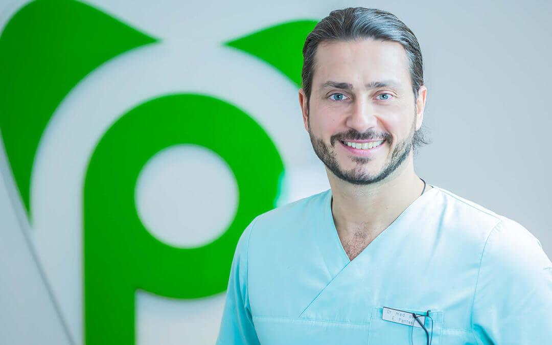 Zweiter Master-Abschluss für Dr. Pantas