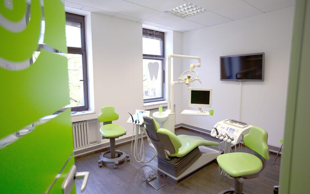 Vergrößerung unserer Zahnarztpraxis