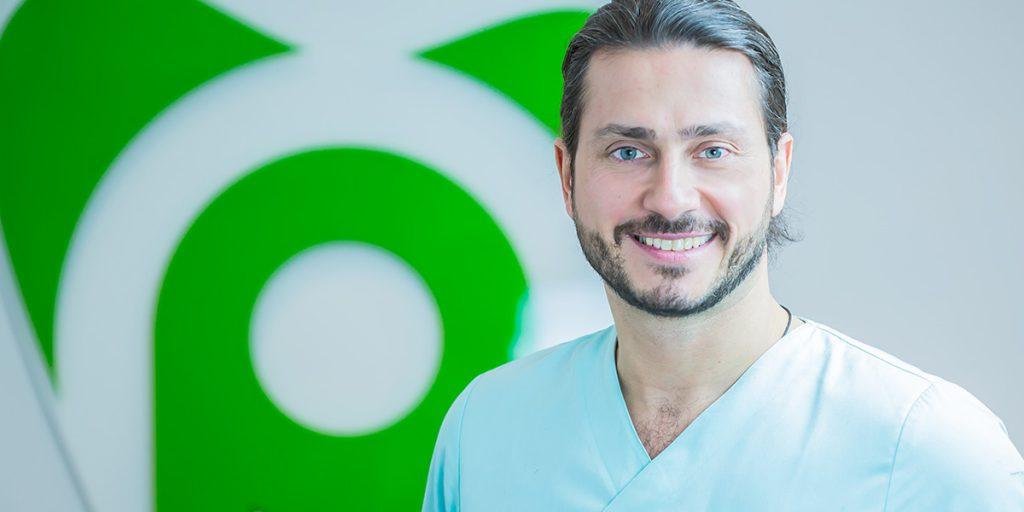 Arbeiten bei Dr. Pantas