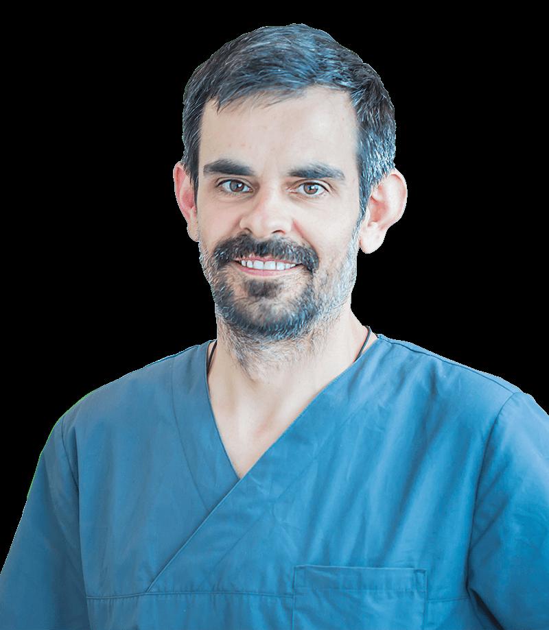 Spyridon Viladeris Assistent Dr Pantas Düsseldorf